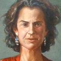 Marci, Oil on Canvas 36x48
