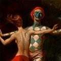 The Dance, Oil on Canvas 30x40
